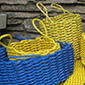 Fish Rope Basket and Door Mats